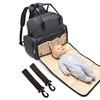 One Backpack Diaper Bag Waterproof Baby Nappy Bag Mom Bag