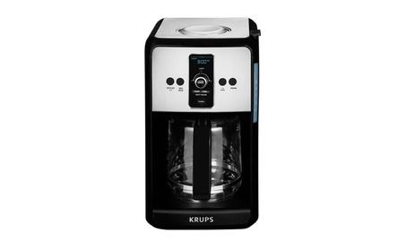 KRUPS Turbo Savoy EC411050 12-Cup Coffeemaker b26e03f2-c037-4da7-beea-6224bcc666dc