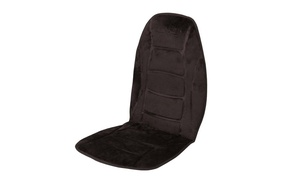 Relaxzen Deluxe Heated Seat Cushion with Built in Thermastat Auto Shut Off