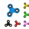 EDC Tri Hand Spinner Fidget Toy for Stress and Anxiety Relief