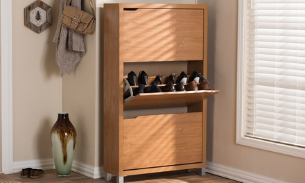 Simms Modern Shoe Cabinet