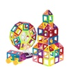 Kids Magnetic Building Tiles Toy Set
