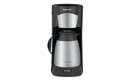 Cuisinart DTC-975BKN 12 Cup Programmable Thermal Brewer (Black) 9c6a0cec-db3d-4202-ae99-4197521255c4
