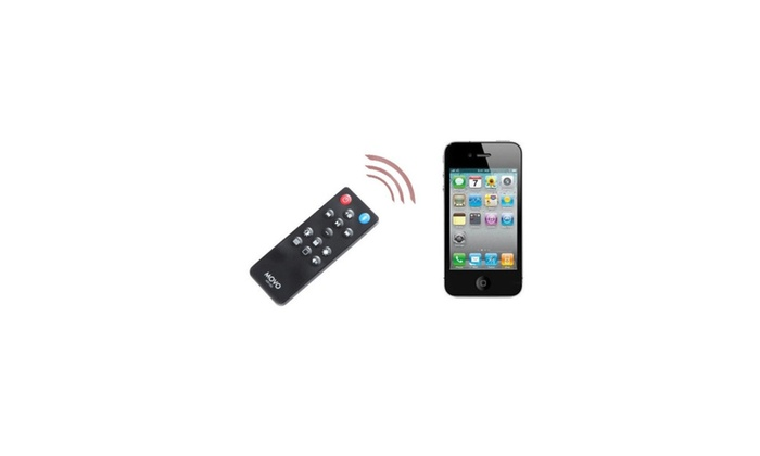 Bluetooth Camera Selfie & Media Remote Control for Apple