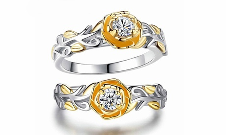 Leo Rosi Luxury Rose Ring Valentines Day Gift