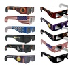 10Pack USA Solar Eclipse Glasses For Safe Solar Viewing Eclipse AUG-21