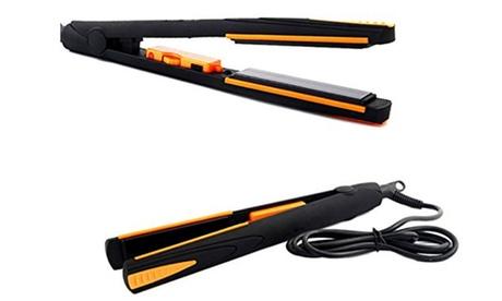 Women's Negative Ionic Technology Hair Straightener Flat Straightening Iron dd3314d4-bbf1-4dc0-8f61-4196d8f032dc