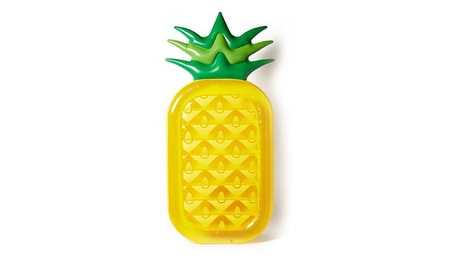 Inflatable Pineapple Pool Float Swimming Raft Lounger Summer Swim toy 06af45de-2d9a-44ea-925e-ad328615b270