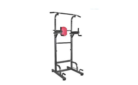 Strength Equipment Versatile Exercise Power Tower for Home Gym Workout