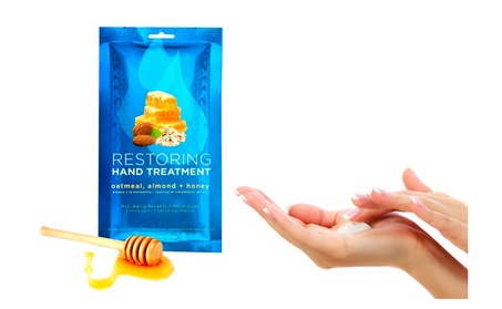 Restoring Hand Treatment Contains Oatmeal Almond & Honey photo
