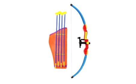 AZ Trading & Import PS881B Toy Archery Bow & Arrow Set with Quiver c0d0a2f3-2091-4f2e-b42e-e53a8b65c41c