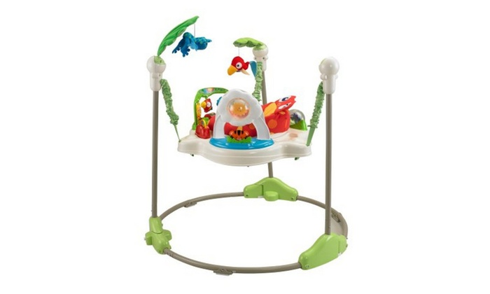 Fisher Price Rainforest Jumperoo Groupon