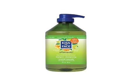 Kiss My Face Whenever Shampoo, Green Tea & Lime, Value Size, 32 Ounce 5e236167-f4ad-4baf-bb39-bc5fbfcab646
