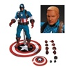 One:12 Marvel Captain America Action Figure Collective Steve Rogers