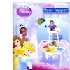 Neat Solutions Disposable Floor Topper Mats Disney Princess 5PK Bella