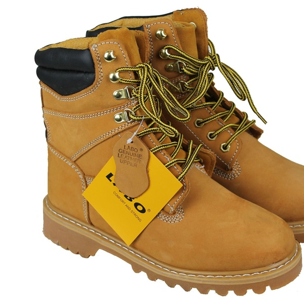 Work Safety Leather Boots - Style #811