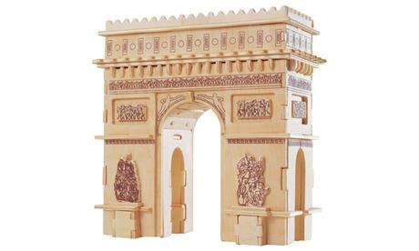Arch De Triomphe Wooden Puzzle a7ae1f09-27a8-4c8b-951b-8a3e5597e683