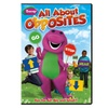 Barney: All About Opposites (DVD)