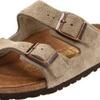 Birkenstock Arizona Suede Sandals