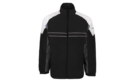 Reebok Men's Athletic Performance Jacket f1bb1516-5eff-46e2-a18b-bdb0bf75092e