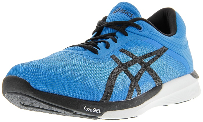 taille 40 1abdb e5498 Asics Men's Fuzex Rush Ankle-High Running Shoe
