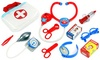Velocity Toys Ultimate Doctor Children's Kid's Pretend Play Toy Doctor Nurse Set