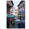 Ryan Radke Strangers in Rome Canvas Print