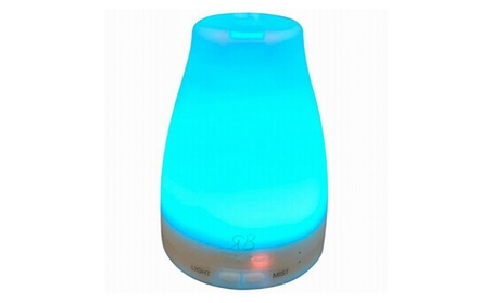 Oil Aromatherapy Diffuser Humidifier with 7 Color Changing LED f627294c-26cd-4c43-b9fc-d57baca4ad05