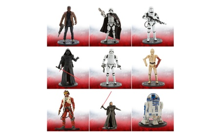 Disney Star Wars Die Cast Action Figures f6c86829-7682-4079-850d-06b7f418b643