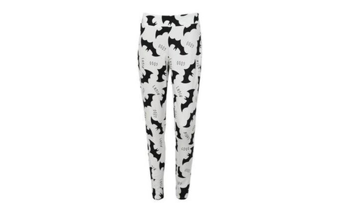 Popular Batman Printed Leggings Women Pants