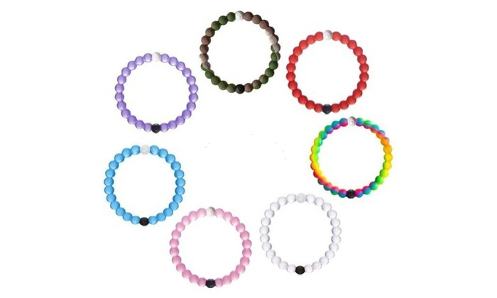 92c357f217 Up To 83% Off on Lokai Bracelets - set of 7 lo... | Groupon Goods
