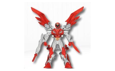 Power Rangers RPM 6.5 Inch Action Figure Moto-Morph Figure Eagle Range 030d35af-6e02-42b4-883e-4228220e008c