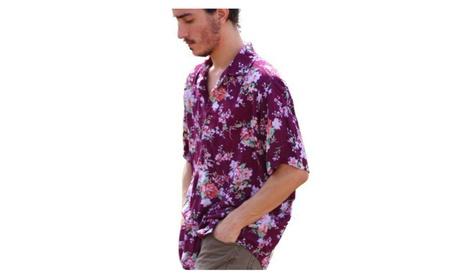 Light Weight Short Sleeves Shirt