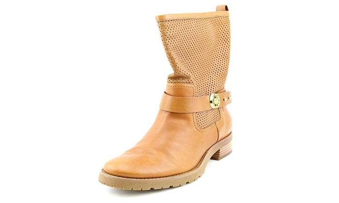 Michael Kors Daria Flat Boots Size 5