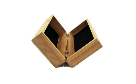 Handmade high - grade wooden glasses box e1c50b96-4a1e-45ff-9c2f-b6f2350d6311