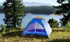 Wakeman Outdoors 2-Person Dome Tent for Camping with Carrying Bag