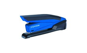 PaperPro 1122 Desktop Stapler- 20 Sheet Capacity- Translucent Blue