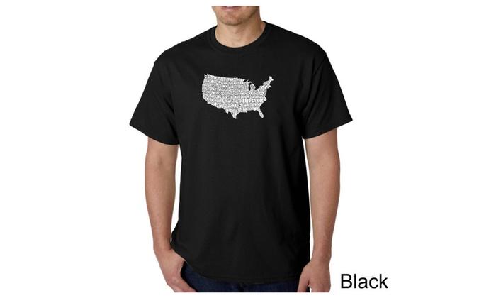 Men's T-shirt - THE STAR SPANGLED BANNER