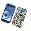 Insten Two-tone/nightglow Leopard Hybrid Case For Samsung Galaxy S3