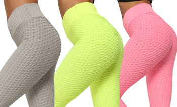 Push Up Tights Gym Exercise High Waist Fitness Running Athletic Trousers