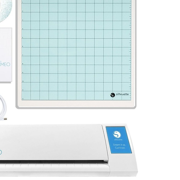 Silhouette Cameo Electronic Cutting Machine With Designer Edition Groupon