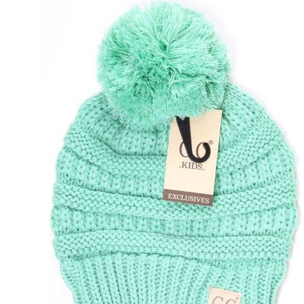 8d31410c9041e4 Up To 65% Off on CC Slouchy Beanie Faux Fur Ki... | Groupon Goods