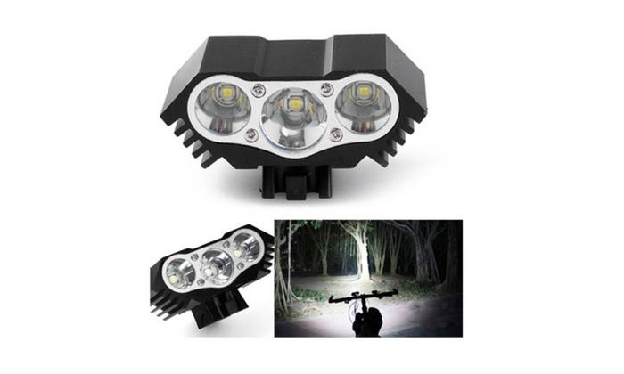 Cycling Modes Bicycle Lamp Bike Bright Light Headlight Cycling Torch