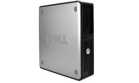 Refurb Dell OptiPlex 780 Desktop Core 2 Duo 8GB 1TB Windows 10 Pro
