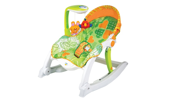 Grow With Me Rocking Chair: Grow With Me Rocking Chair
