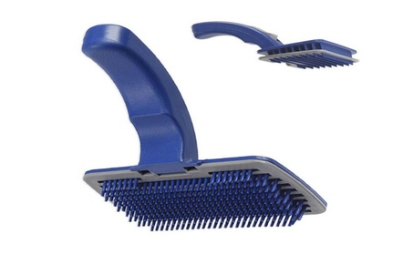 Pet Auto-Cleaning Grooming Self Cleaning Slicker Brush Comb 00f06b14-1ec7-4b68-825e-76b1c79a8487