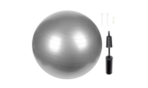 75cm Gym Household Explosion-proof Thicken Yoga Ball Smooth Surface