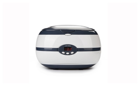 FAMILIFE Ultrasonic Jewelry Cleaner with Removable Stainless Tank db4ffa18-49a0-435d-9a7f-7676f0834fd4