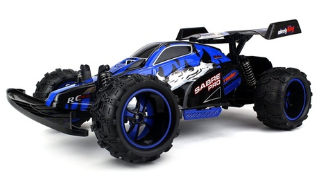 Big Sabre Pro RC Buggy Car Huge 1:8 Scale Rechargeable (Colors May Vary) ab85cdce-fb1b-4685-98bd-5167e05e371c