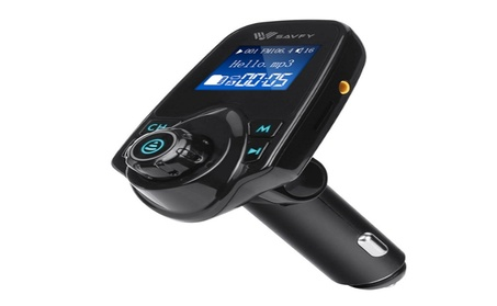 Bluetooth Car FM Transmitter Wireless Radio Adapter USB Charger 89c7afb9-7ffa-457e-891f-1cb56d5ea8e9